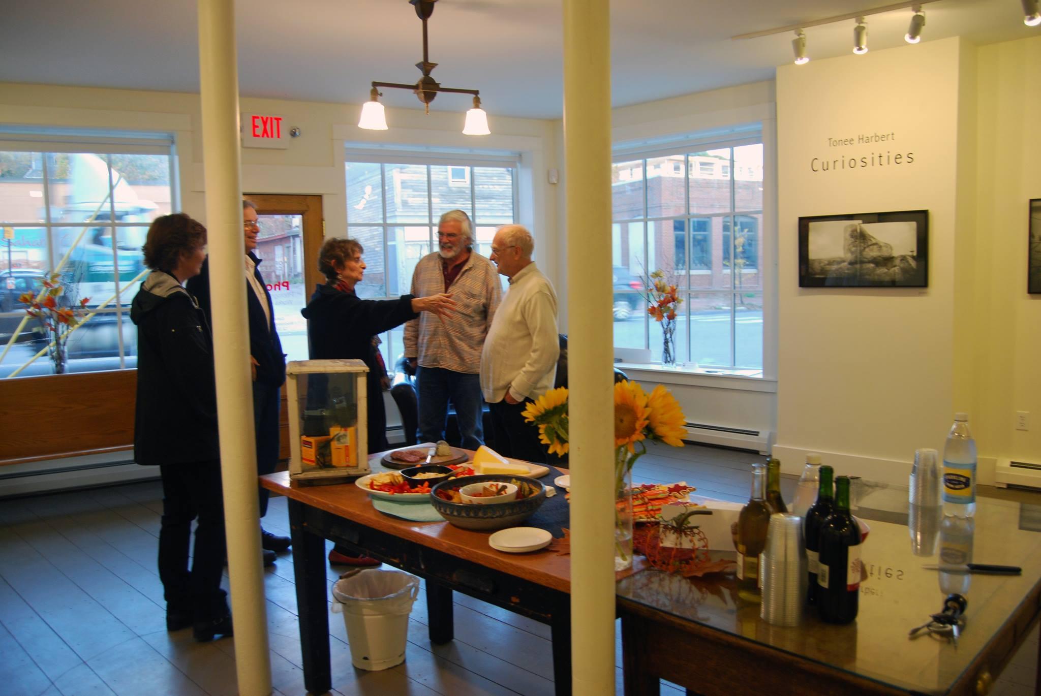 Tonee Harbert's Opening | October 2014
