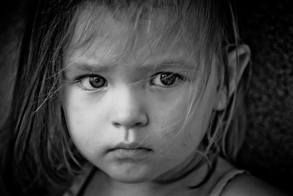 Family Photography -  Eyes