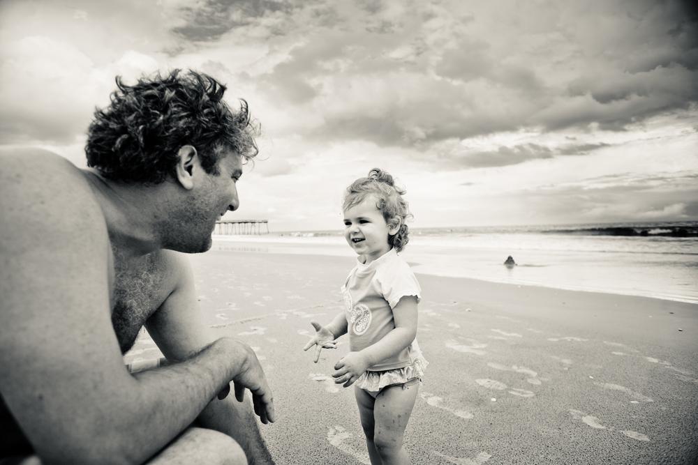 Family Photography - Beach