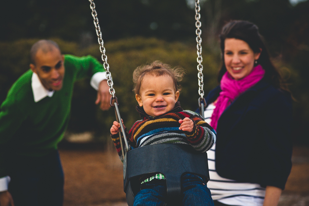 Family Photography - At the Park