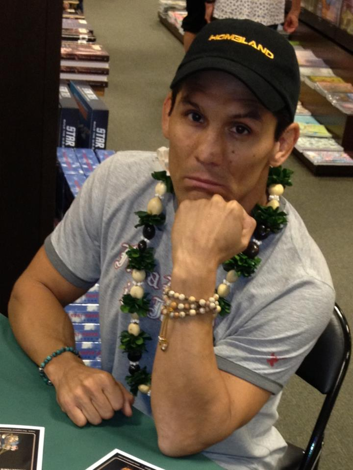 Frank Shamrock, Hawaii.jpg