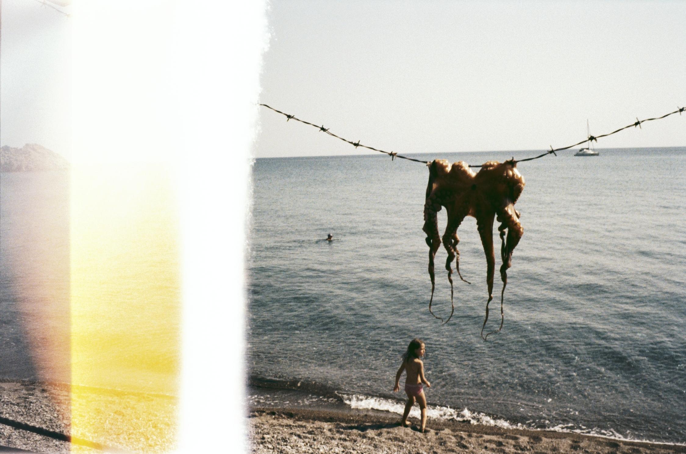 lesvos, greece, july 2012