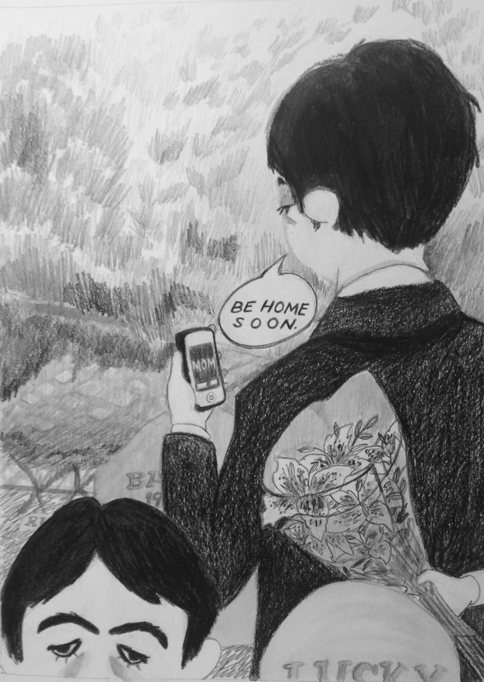 Illustrations by Mariela Napolitano