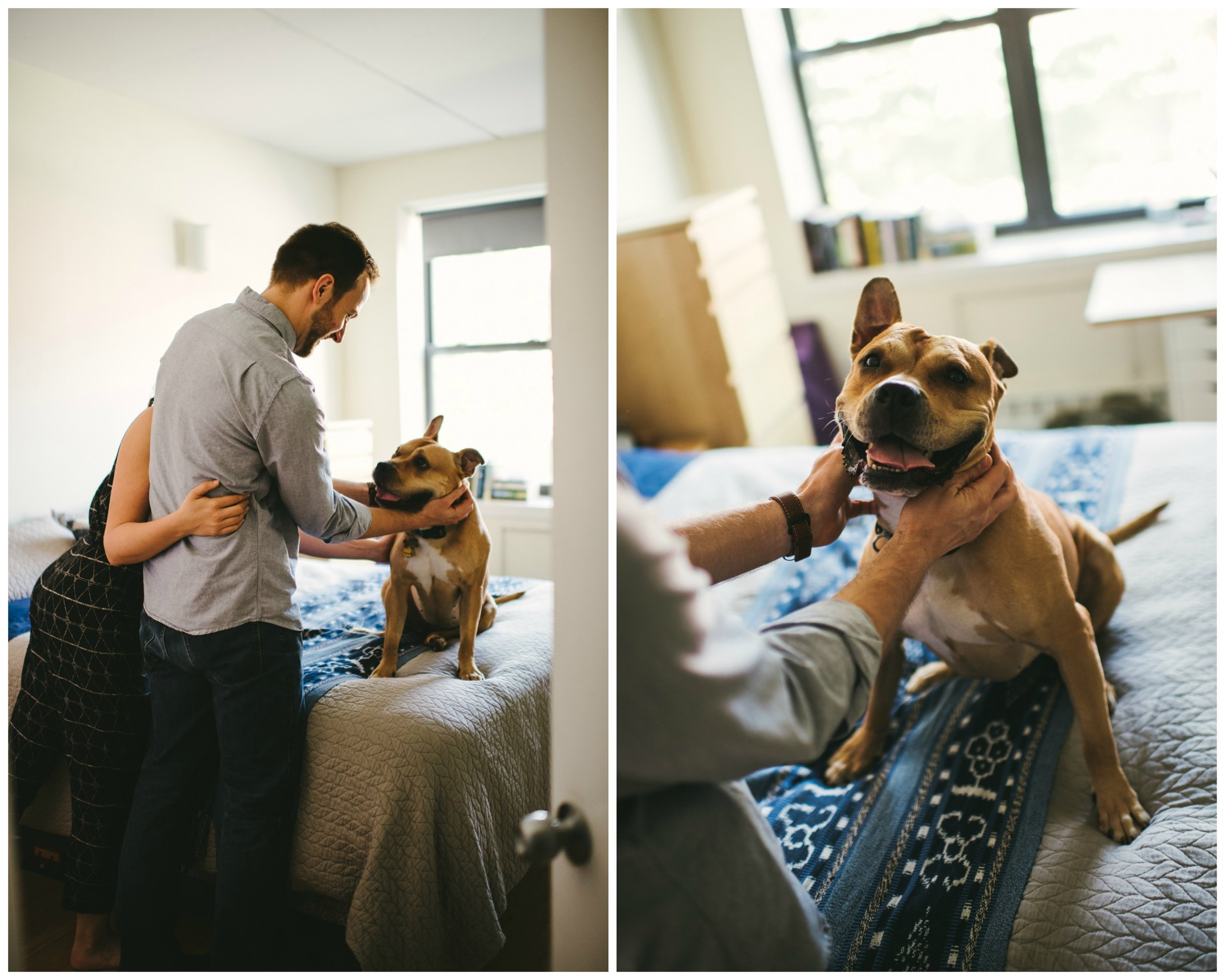 IN HOME BROOKLYN ENGAGEMENT SESSION - INTIMATE WEDDING PHOTOGRAPHER - TWOTWENTY by CHI-CHI AGBIM 1.jpg