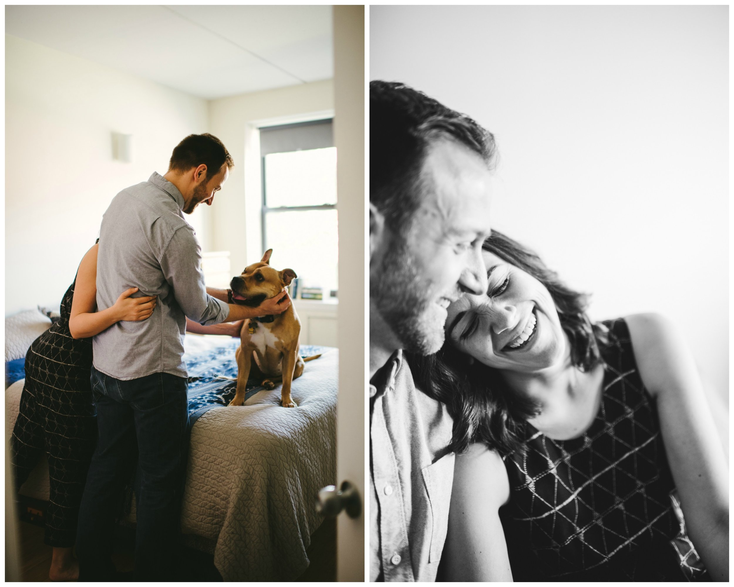 IN HOME BROOKLYN ENGAGEMENT SESSION - INTIMATE WEDDING PHOTOGRAPHER - TWOTWENTY by CHI-CHI AGBIM 2.jpg