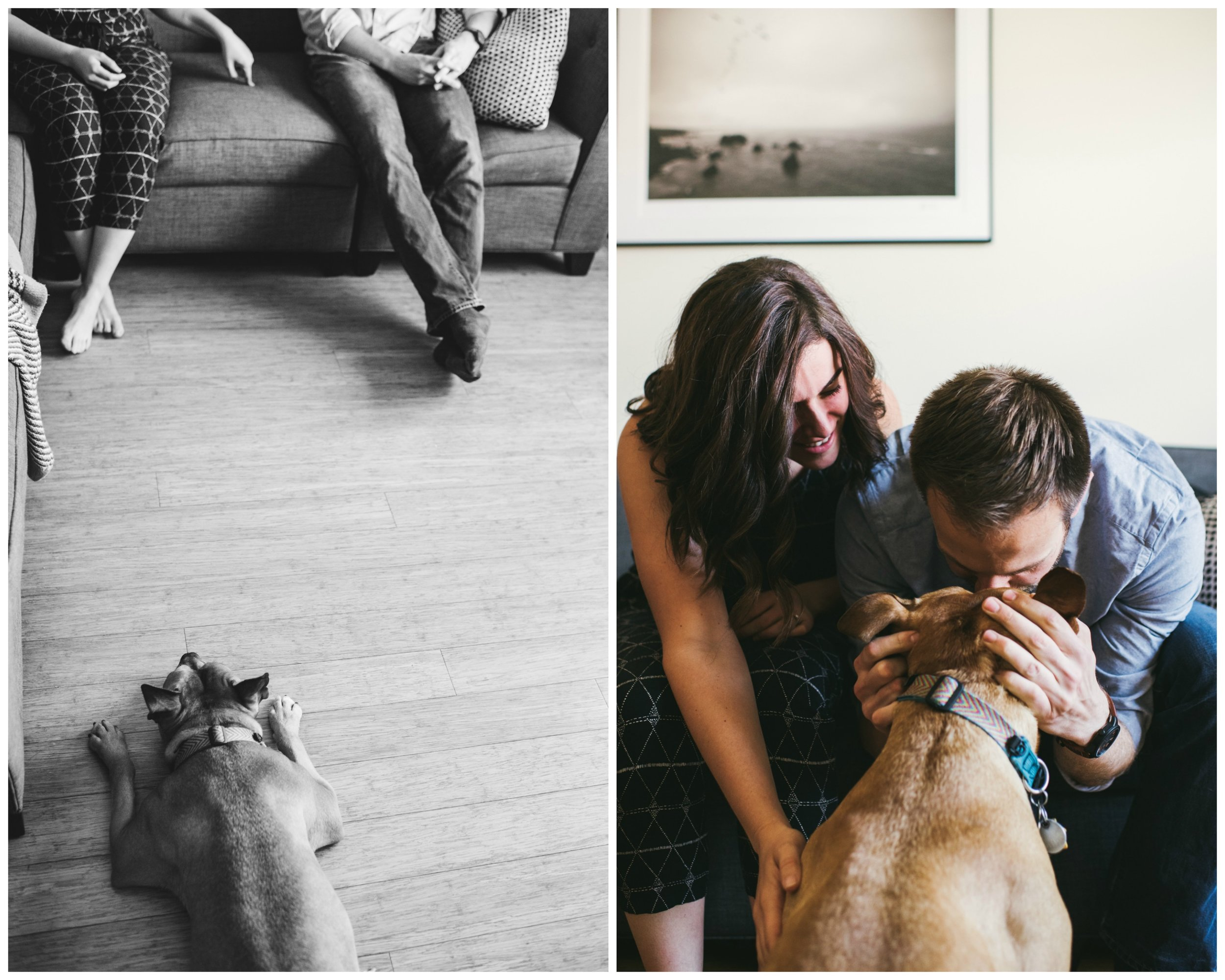 IN HOME BROOKLYN ENGAGEMENT SESSION - INTIMATE WEDDING PHOTOGRAPHER - TWOTWENTY by CHI-CHI AGBIM.jpg