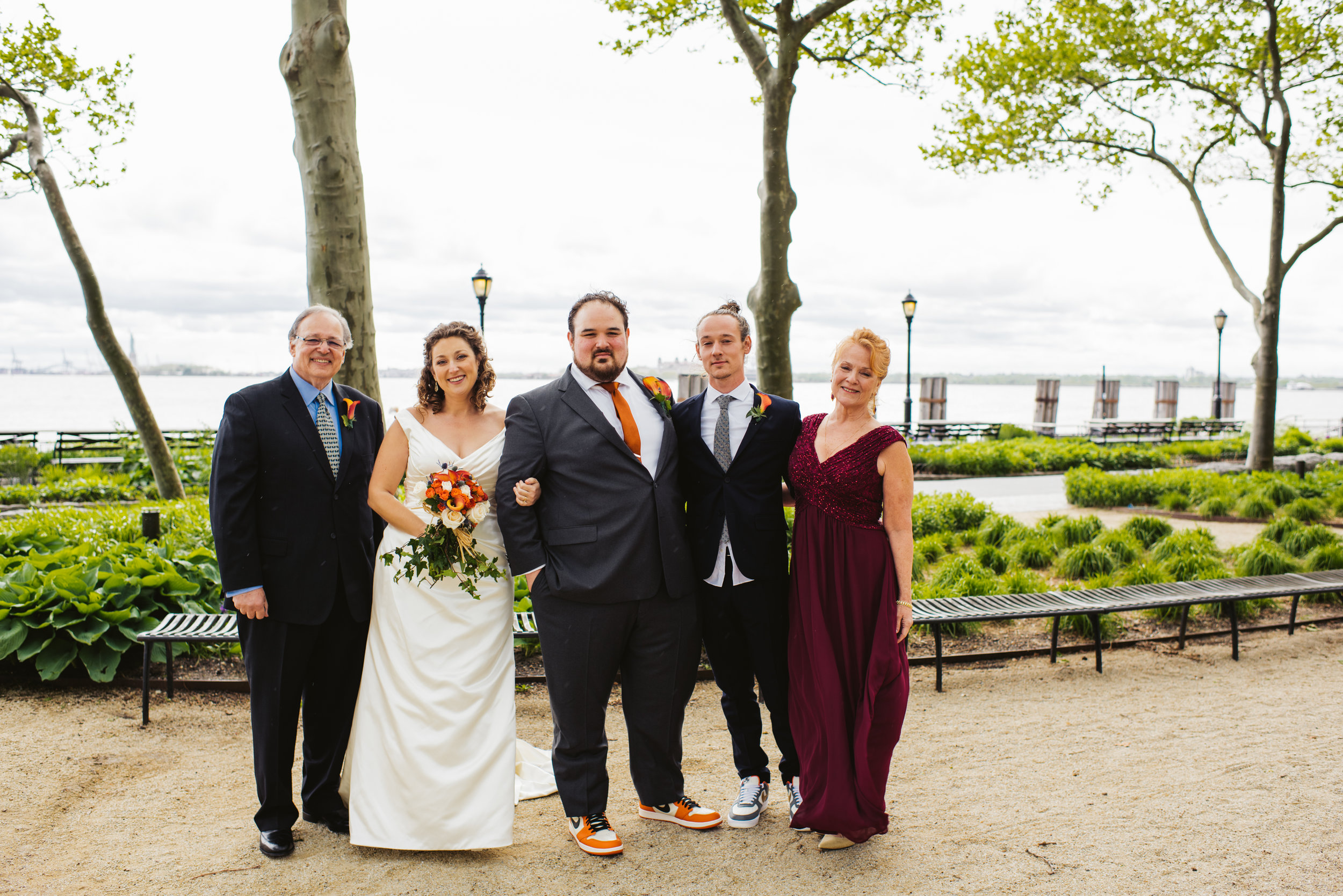 LIZA & JON - BATTERY PARK WEDDING - NYC INTIMATE WEDDING PHOTOGRAPHER - CHI-CHI AGBIM-217.jpg