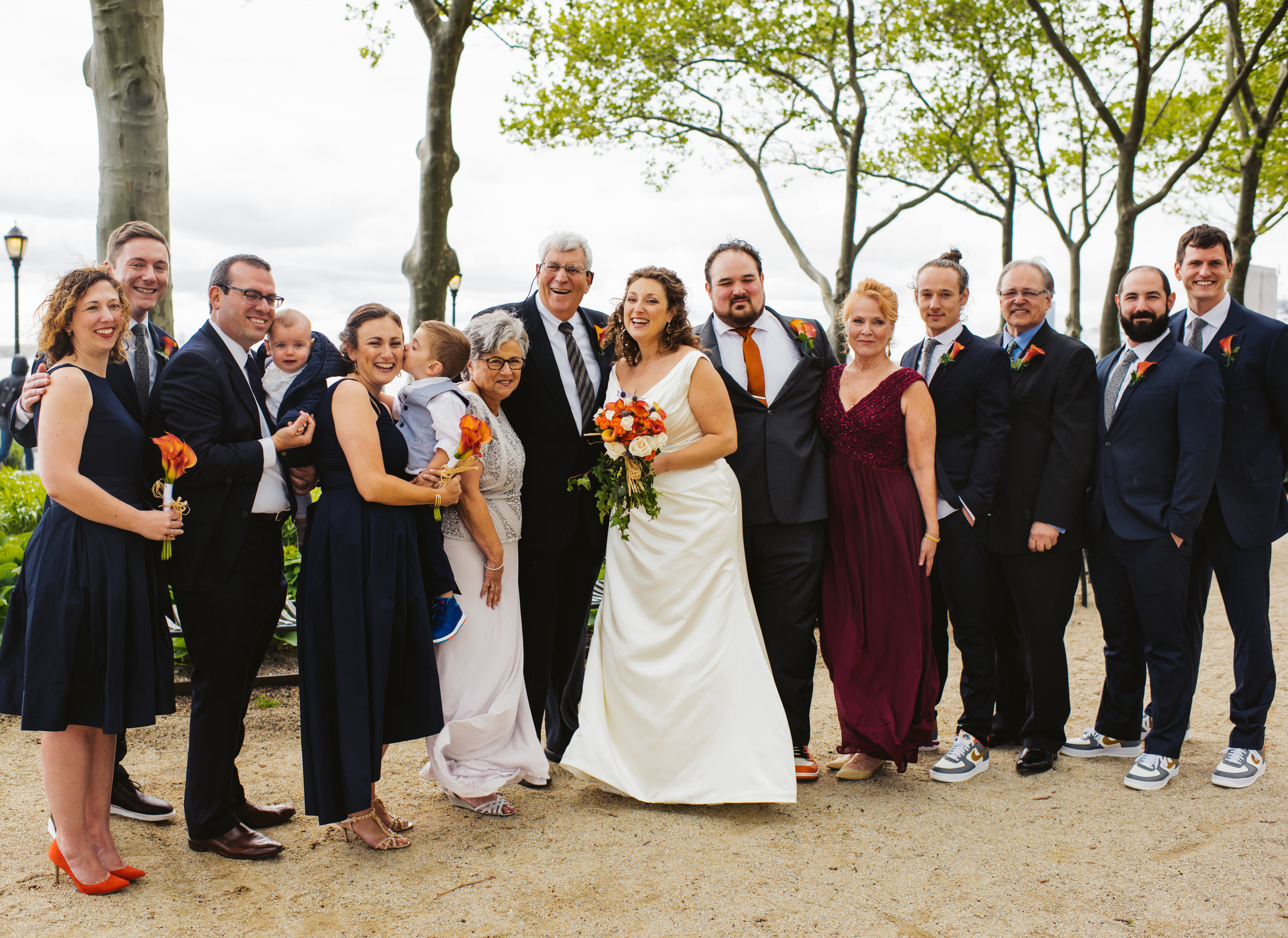 LIZA & JON - BATTERY PARK WEDDING - NYC INTIMATE WEDDING PHOTOGRAPHER - CHI-CHI AGBIM-234.jpg