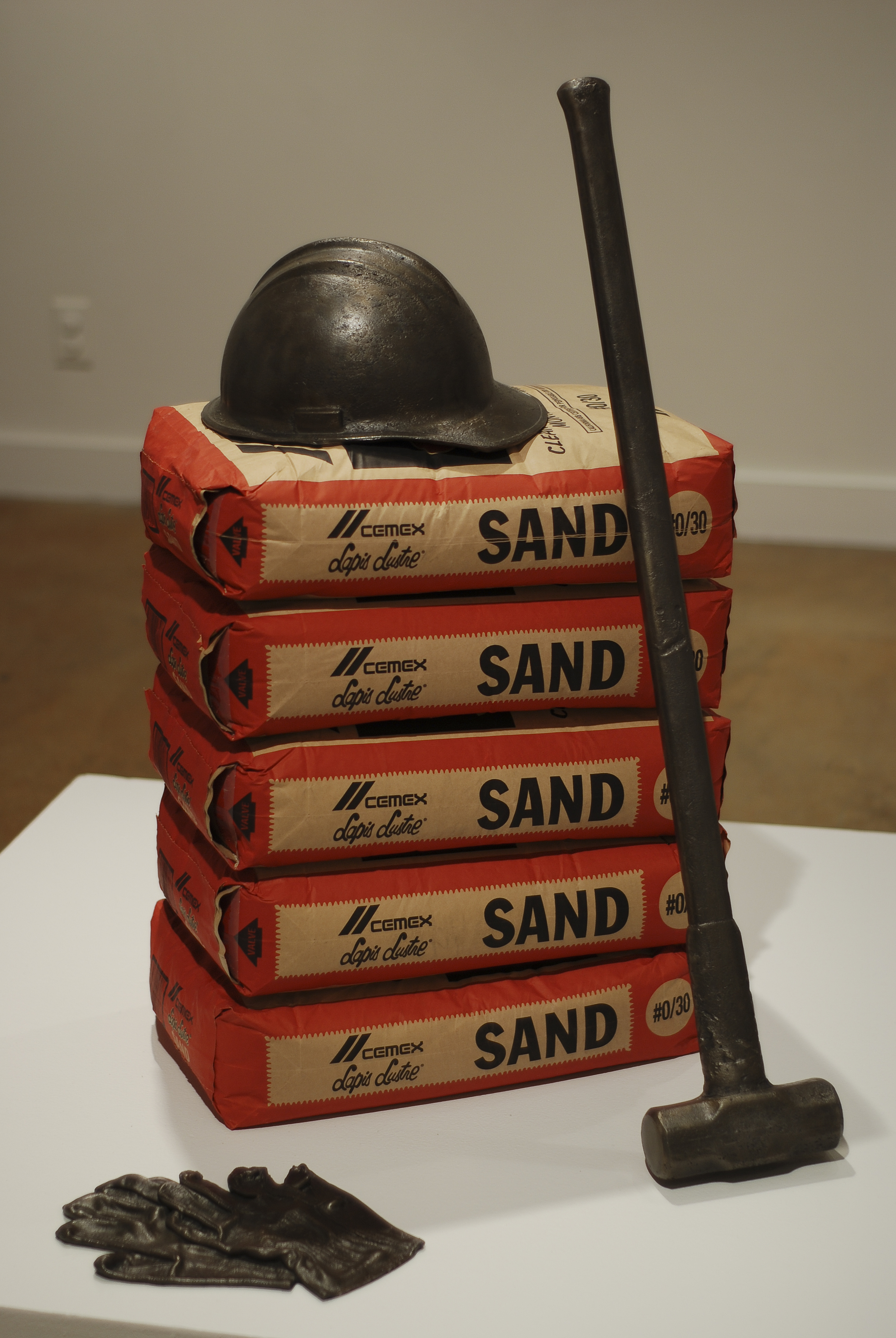 Heavy Routine  • 34 X 30 X 30 • Cast Iron and Sand Bags
