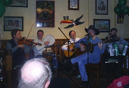 Performing with special guest Michael Martin Murphy