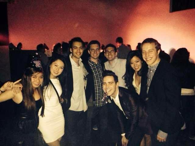 Sublevel NYE 2014, Los Angeles