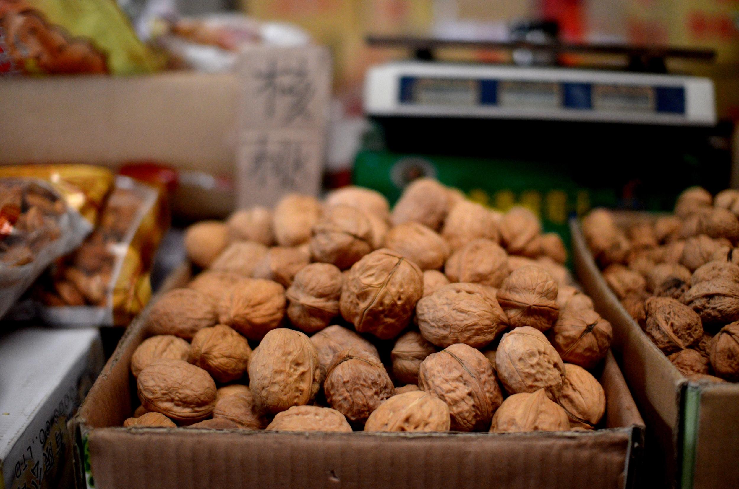 Walnuts & More Walnuts