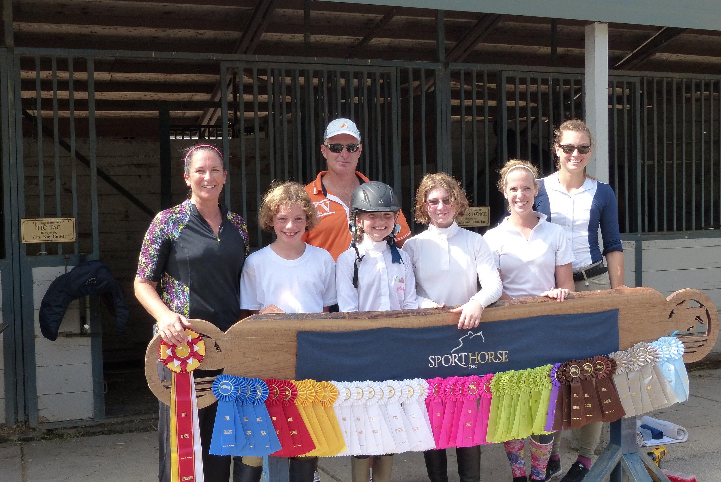 Sport Horse Team!!!!