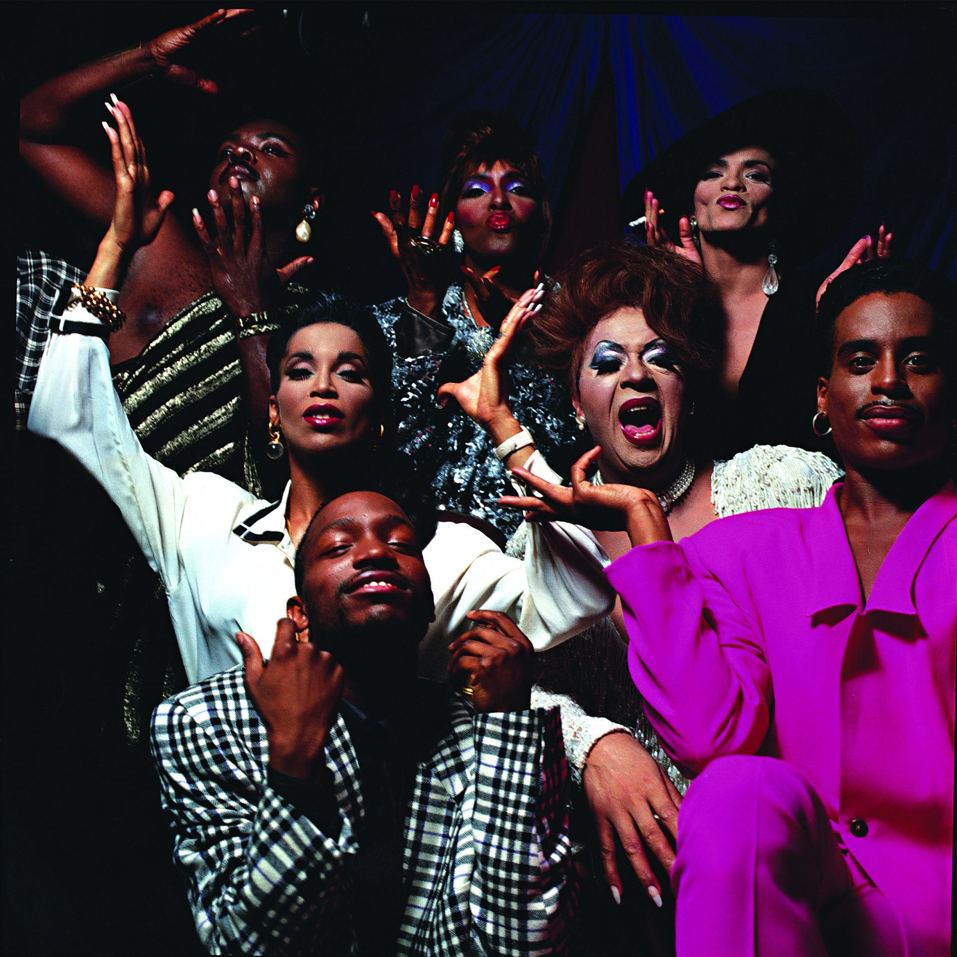 A still from the 1991 documentary  Paris Is Burning —if you've never seen, bump it up to the top of your list.