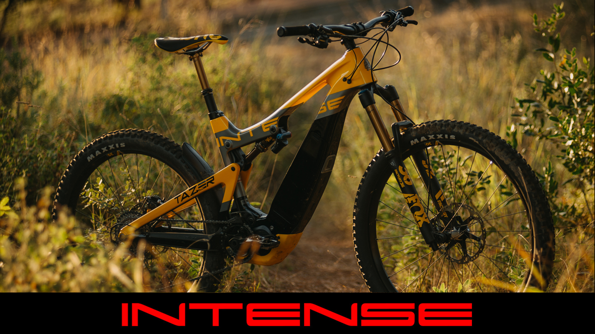 Click the image to enter to win this electric mountain bike from Intense Cycles!