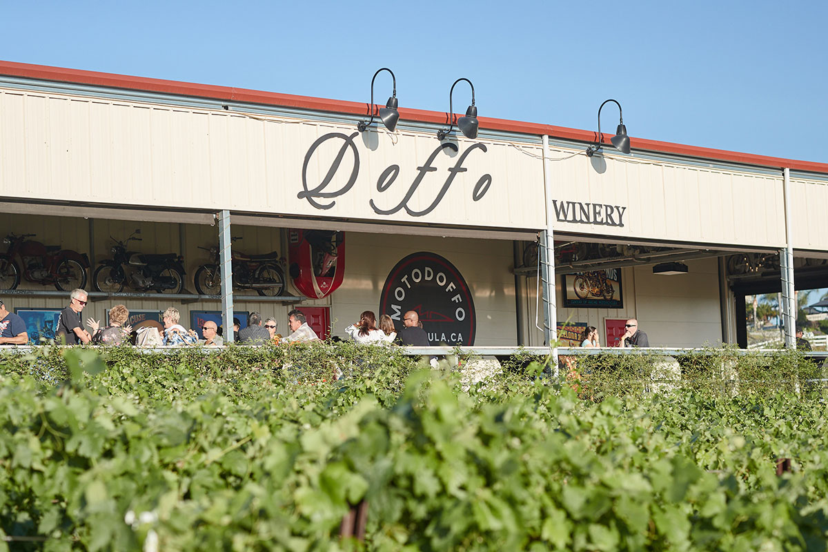 Saturday, June 8th, 2019 //4:00 PM to 10:00 PM - Doffo Winery36083 Summitville StreetTemecula, CA 92592