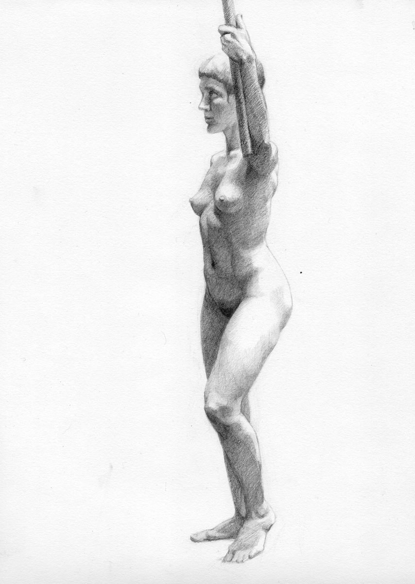 Mackenzie swenson Figure Study pencil 9x12.jpg
