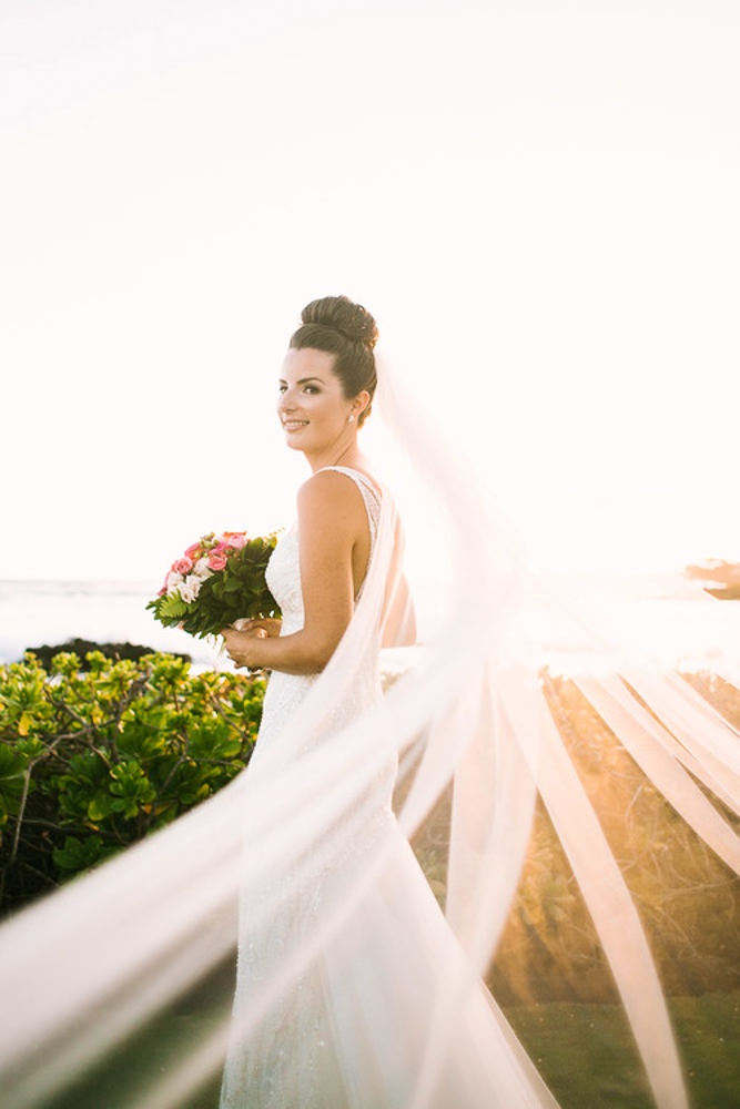 Poipu wedding photography Kauai