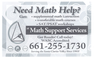 Math Support Services