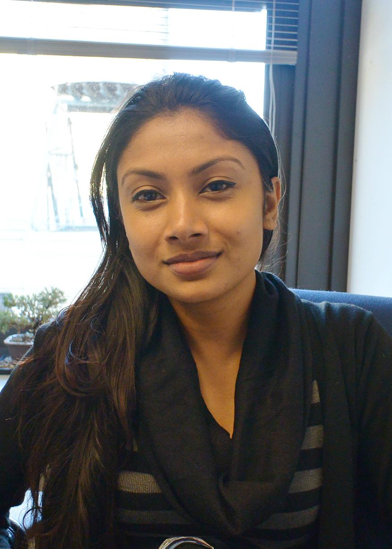 Samanta Shaw