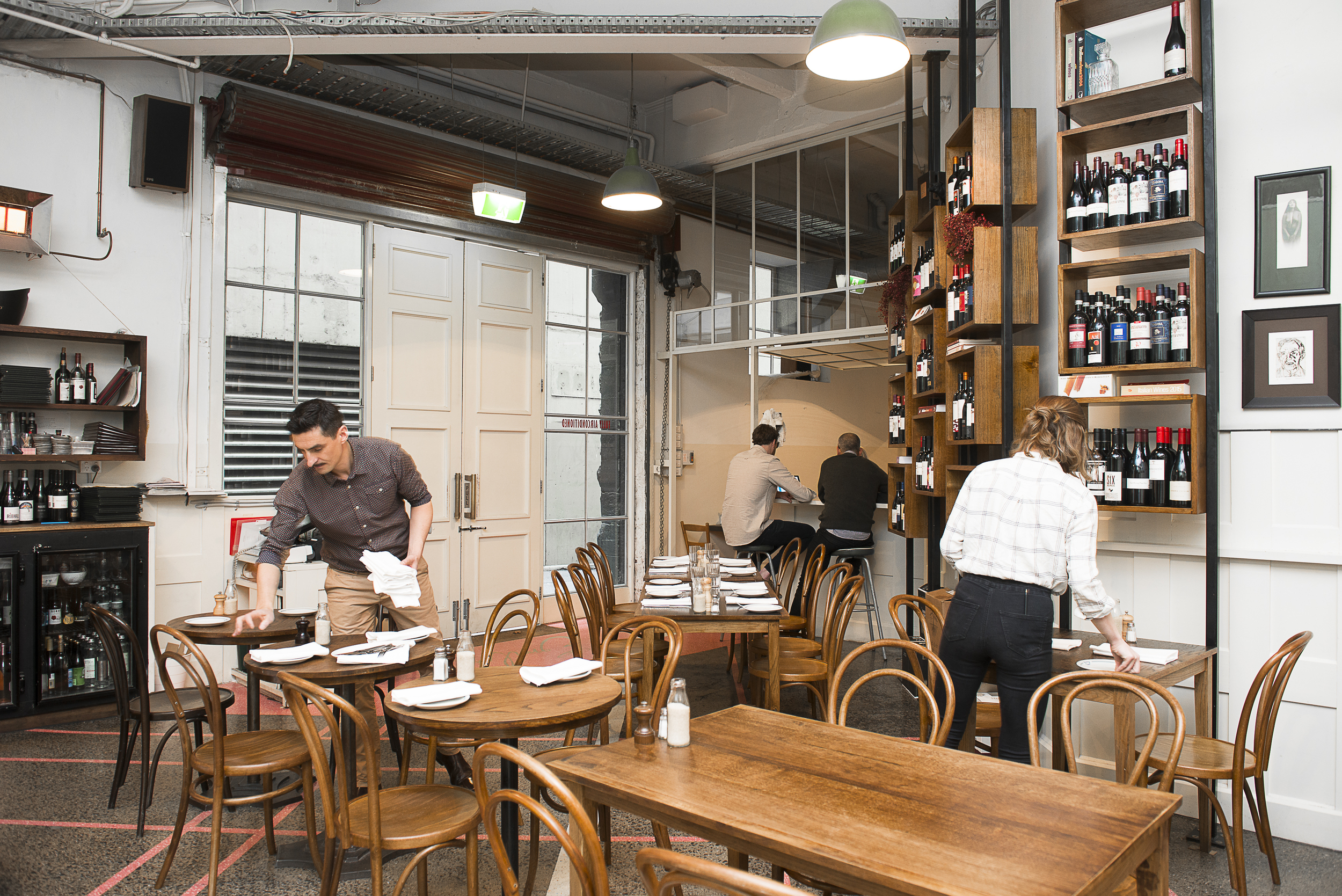 TRATTORIA EMILIA - THE WEEKLY REVIEW (DOMAIN)