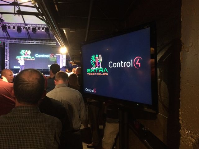Huge news -- EV is acquired by Control4