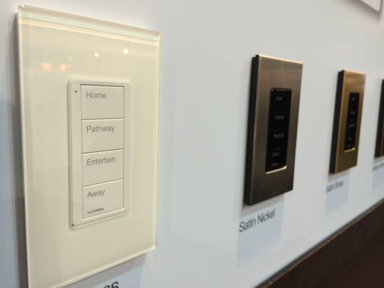 Lutron Pico 4 button keypad