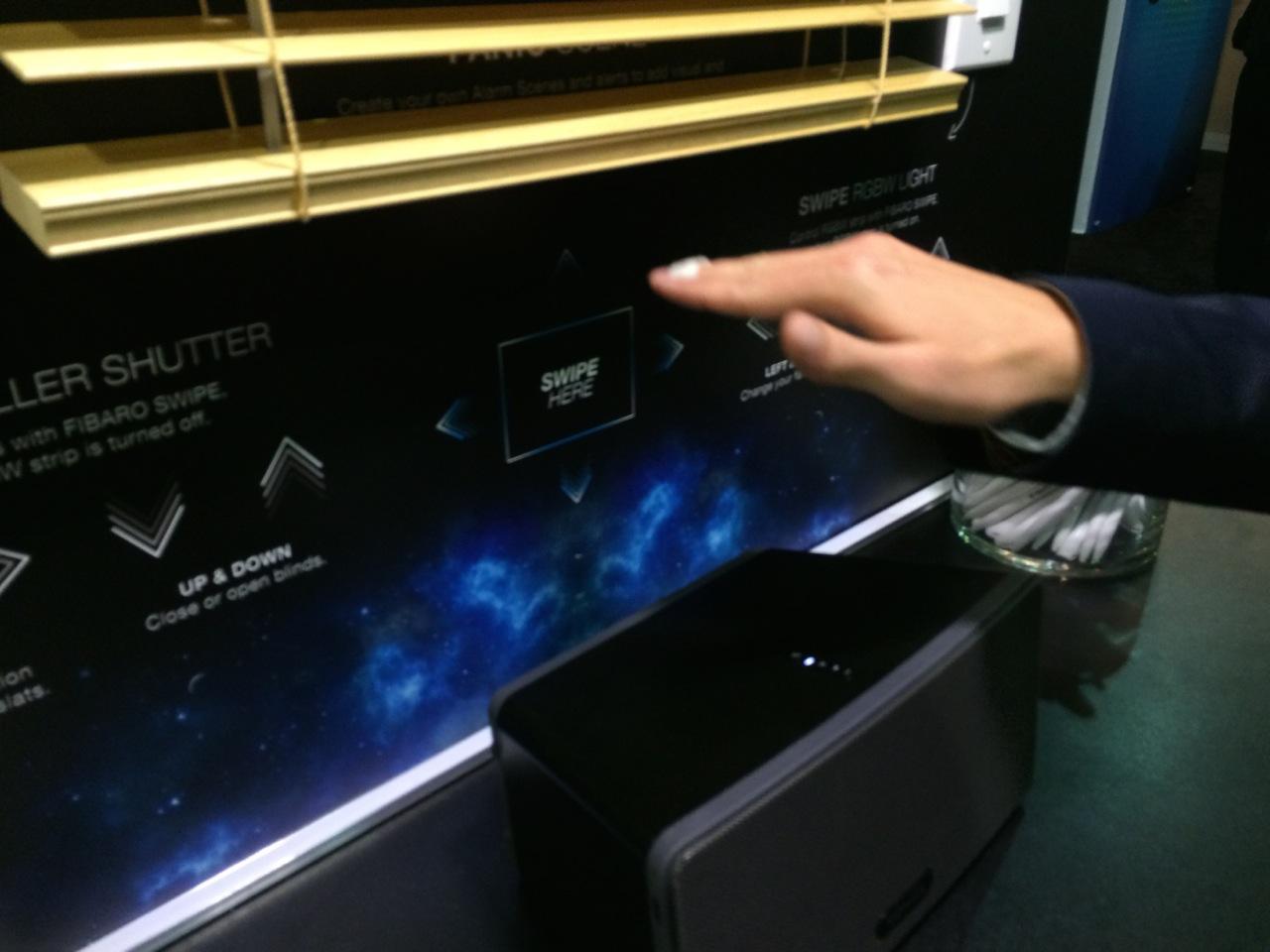Magical Fibaro Zwave controller