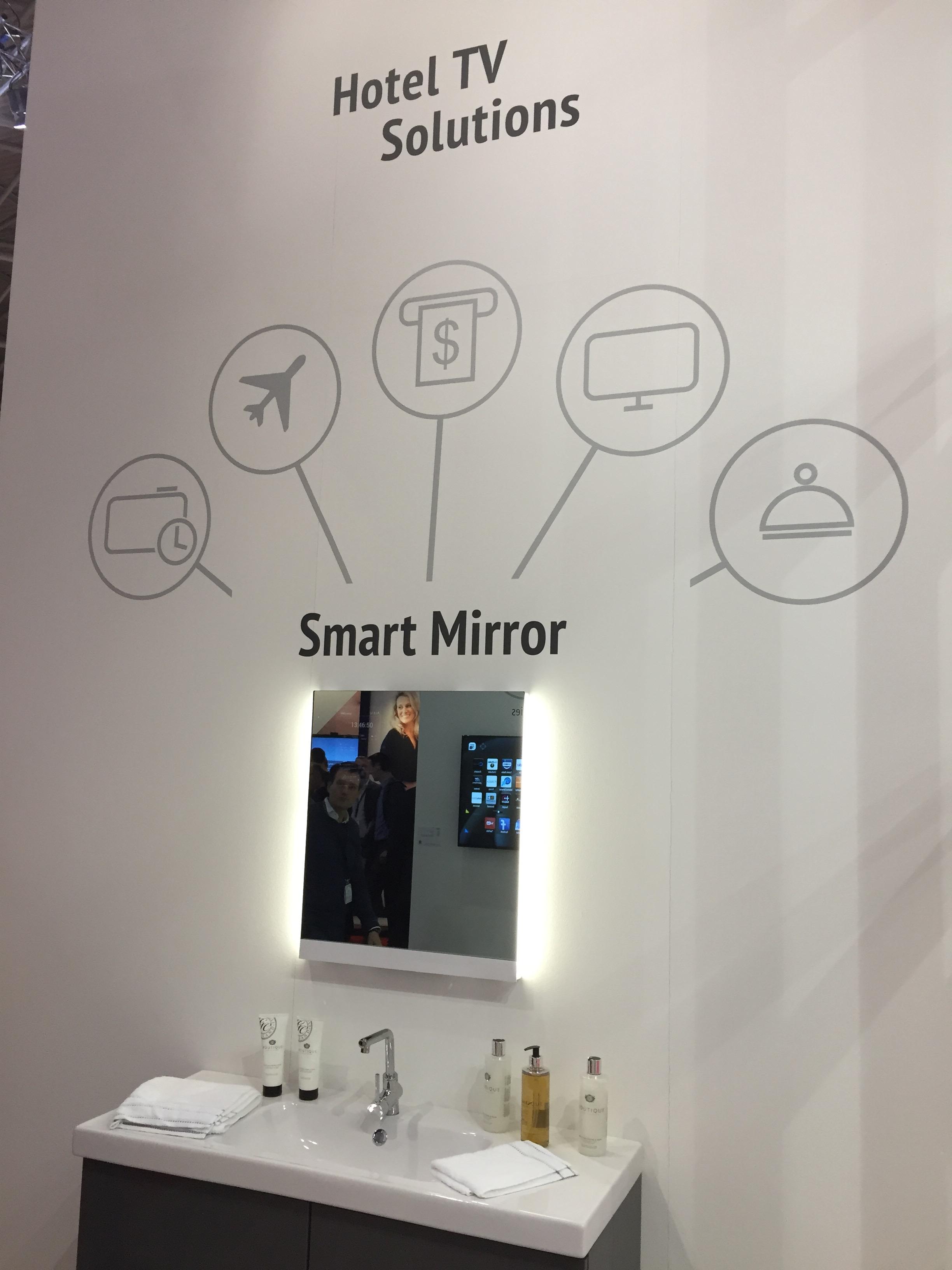 """Smart"" mirror"