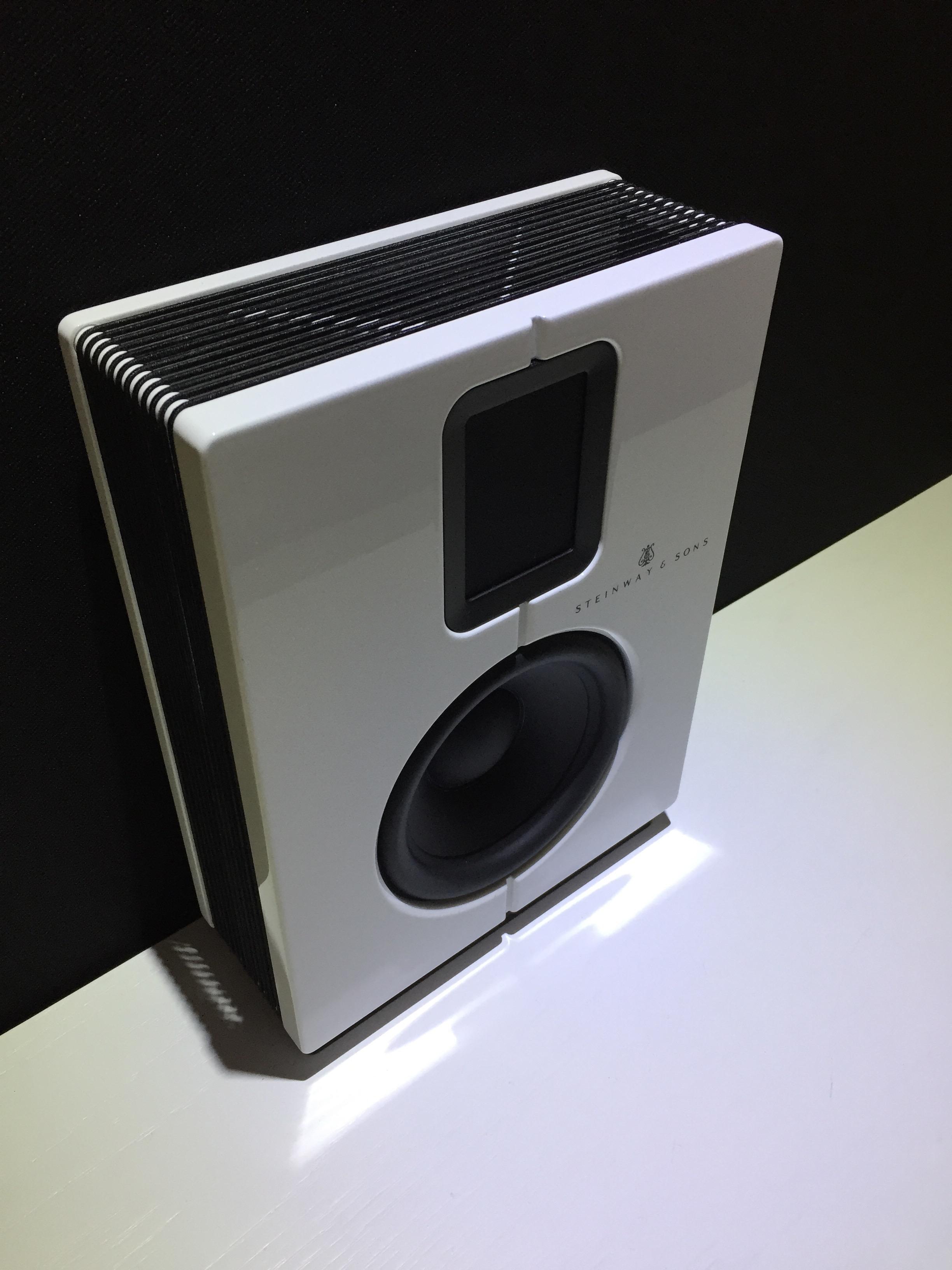 Steinway's new S15 speaker