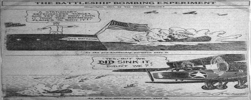 Courtesy of the Chicago Tribune 1921