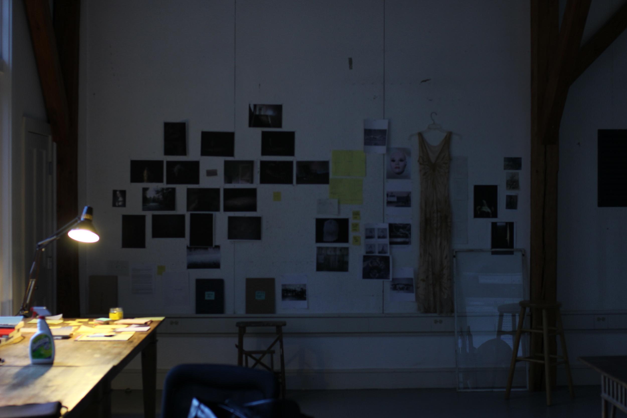 snapshot of studio