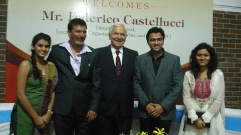 Vikrant HOLKAR - Founder and CEO at Red Grapes