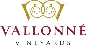 vallonne vineyards logo
