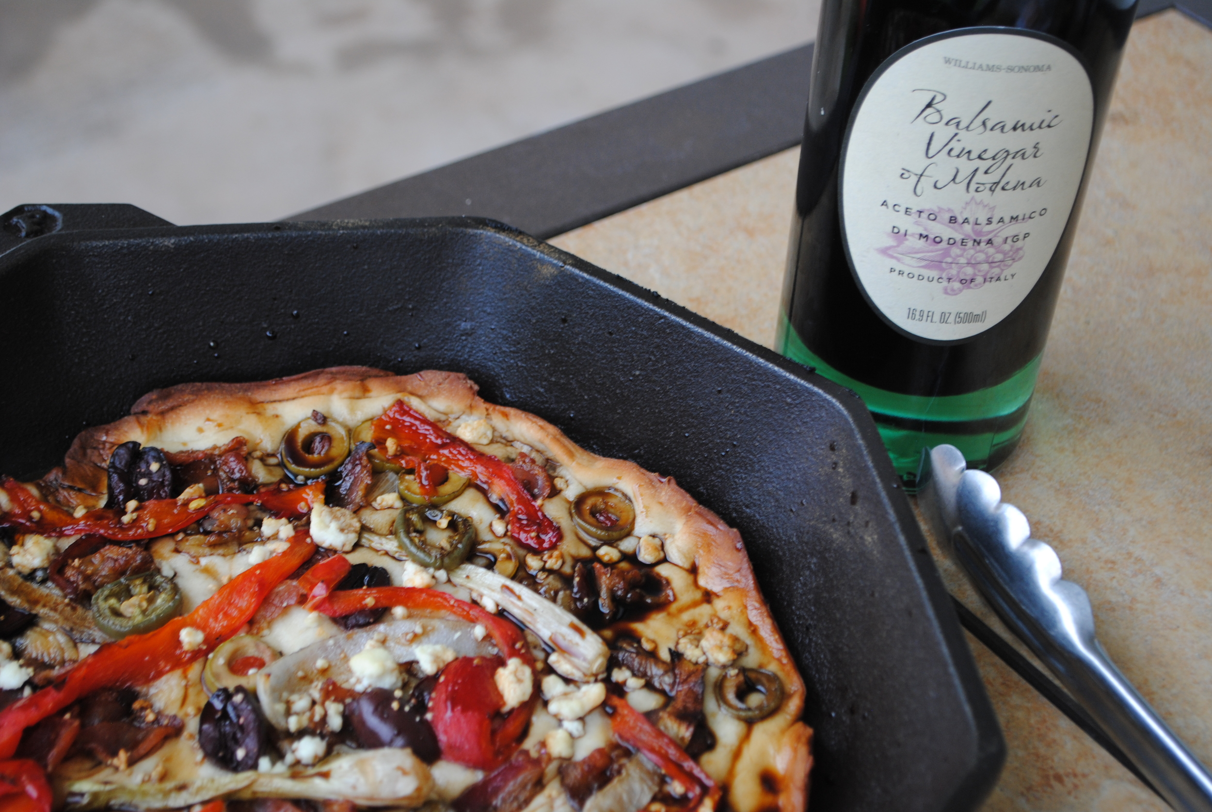 As far as balsamic vinegar goes we are quite keen on this one  HERE