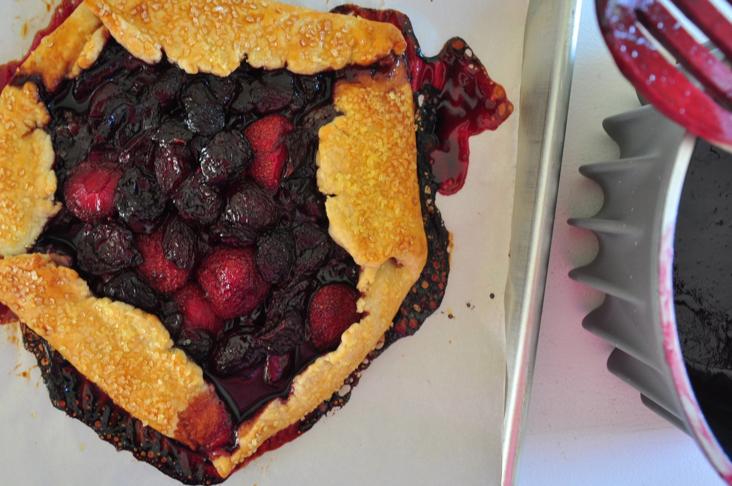 berrygalette