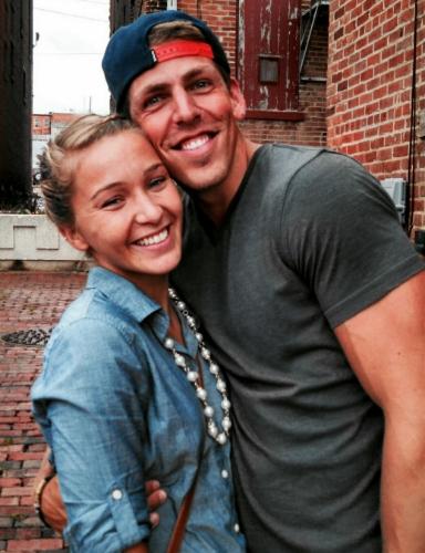 Sam and Ashley Barnhill
