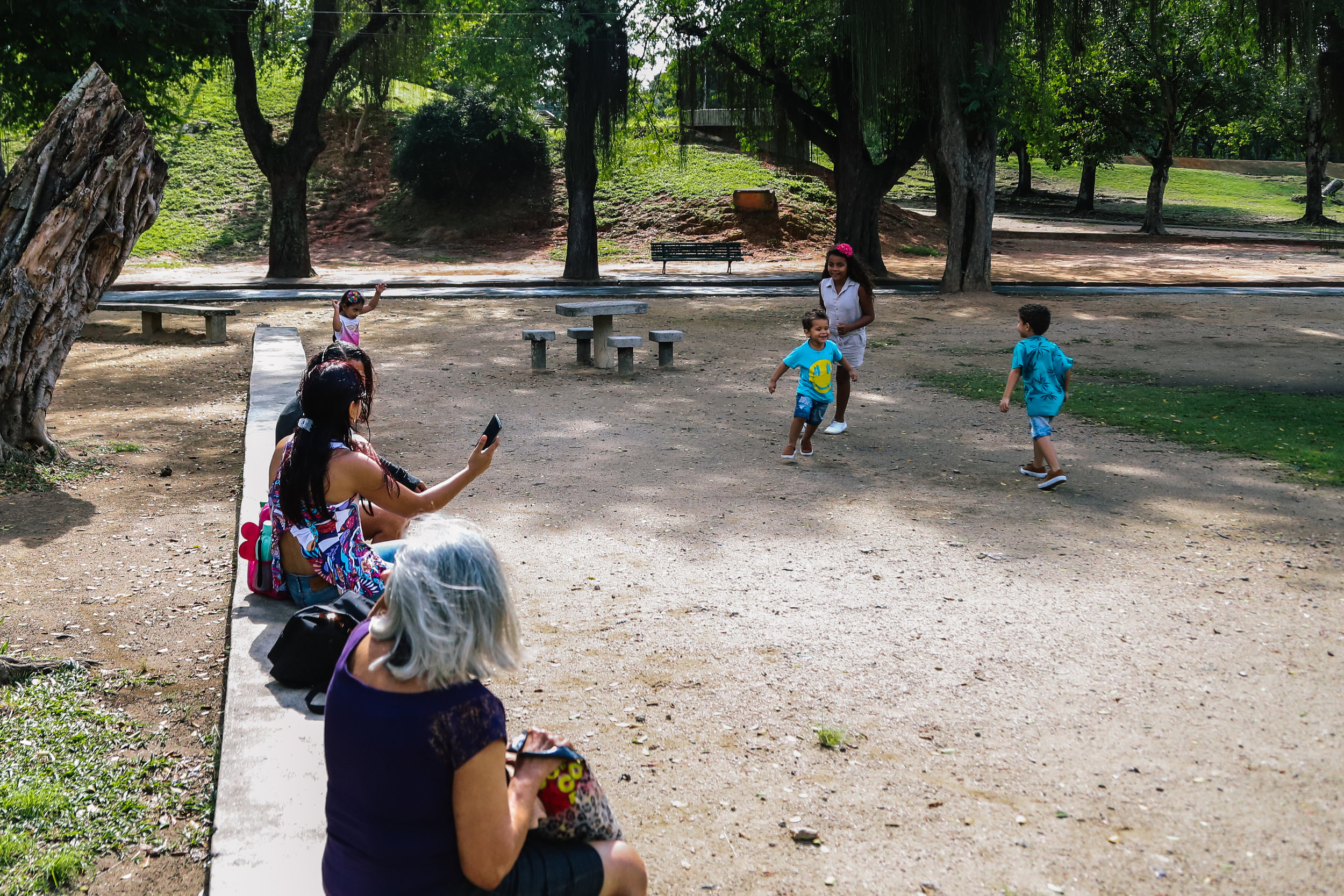 Located in the Park Quinta da Boa Vista, the museum was an intergenerational community space often visited by families and schools. There is currently no reopening date for the museum.