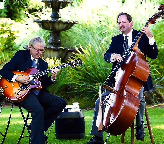 Dave Johnson and David Duthie