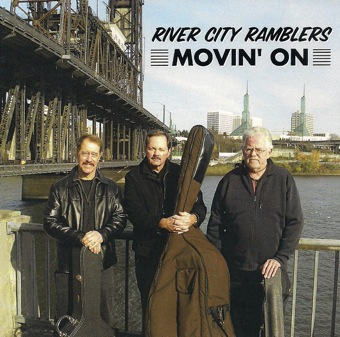 Movin' On CD Cover