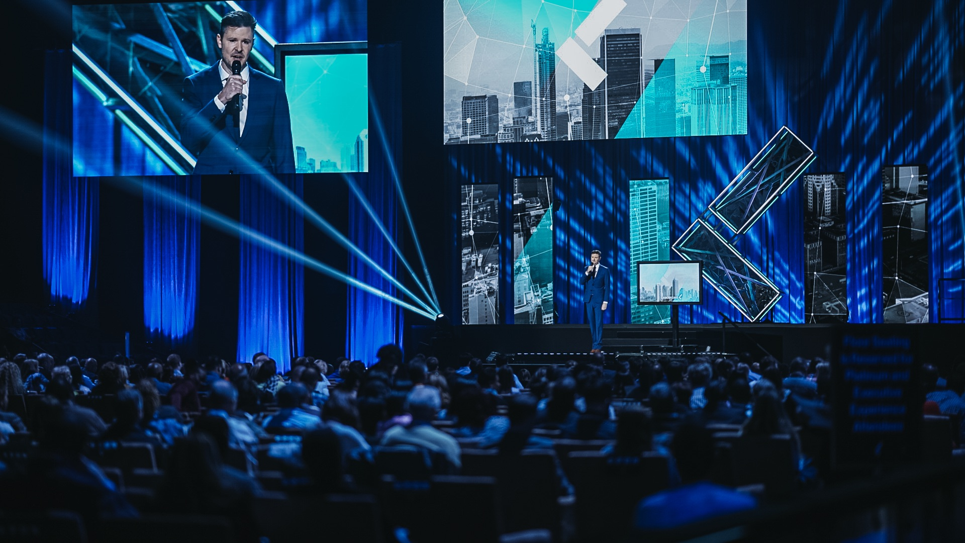 Leadercast Conference