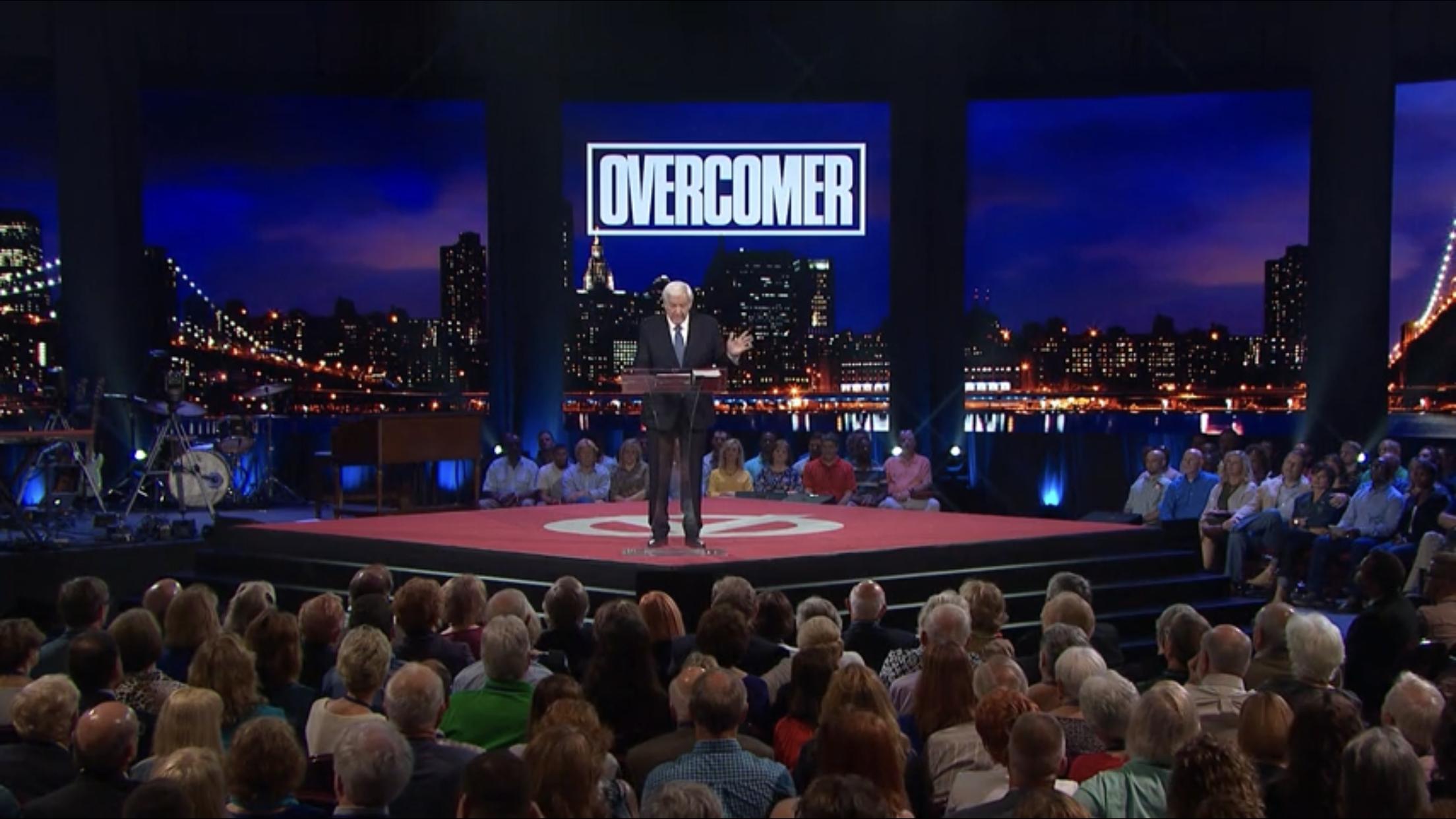 David Jeremiah -  Overcomer Tour