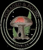 wild mushrooms, stinging nettles, wild ginger, june berries