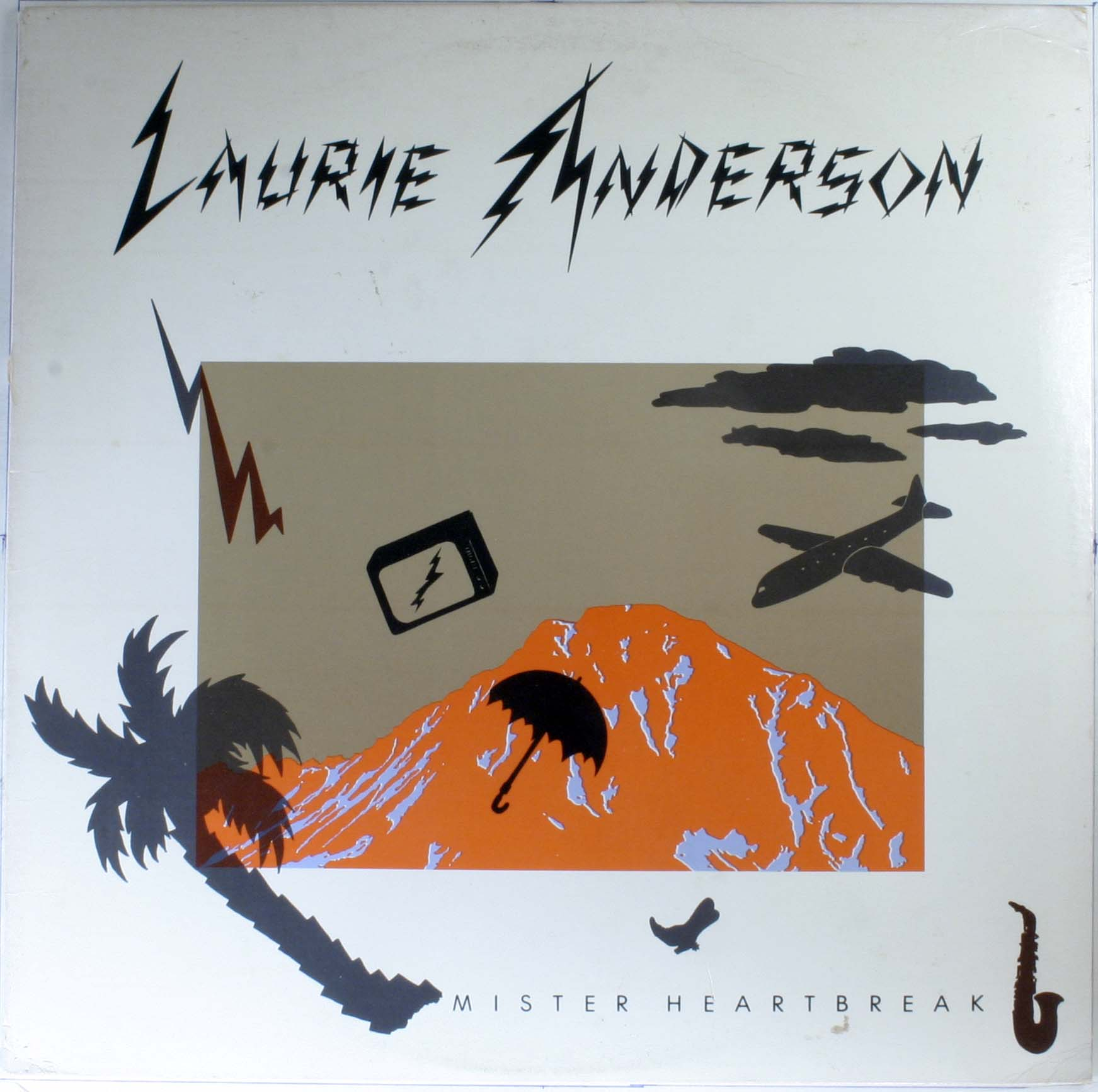 Laurie Anderson Mr HEartbreak, Bodenner collection.JPG