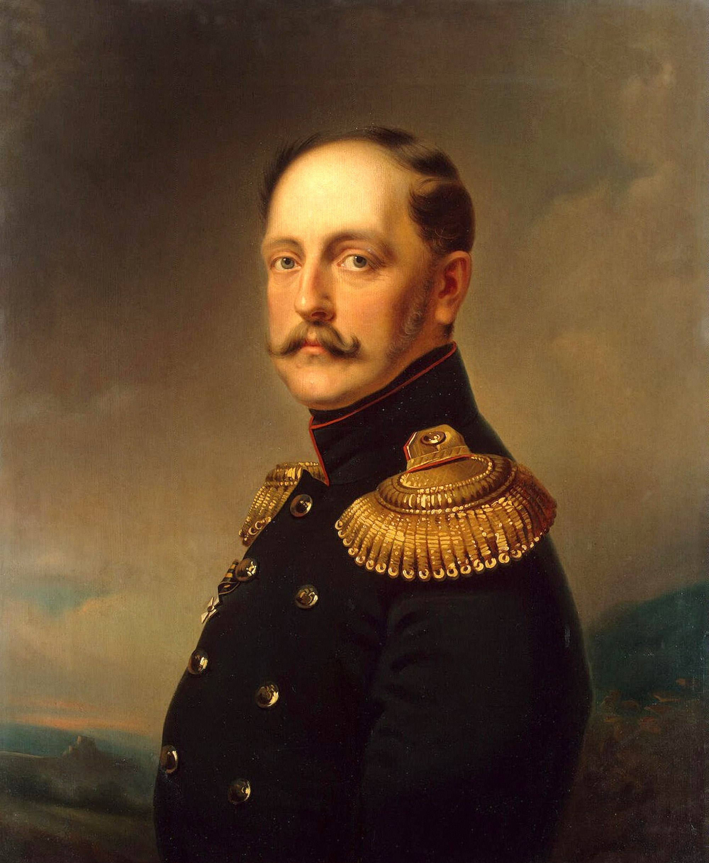 Emperor Nicholas I Pavlovich (1825-1855)