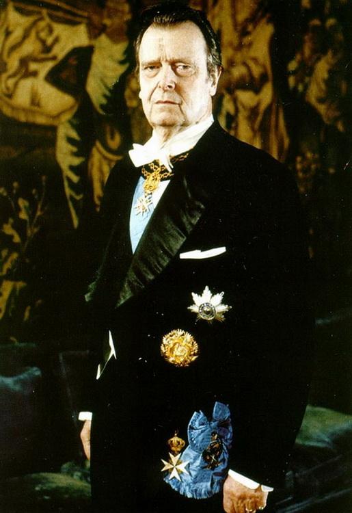H.I.H. Grand Duke Kirill Vladimirovich of Russia ( De jure  Emperor Vladimir III Kirillovich 1938-1992)