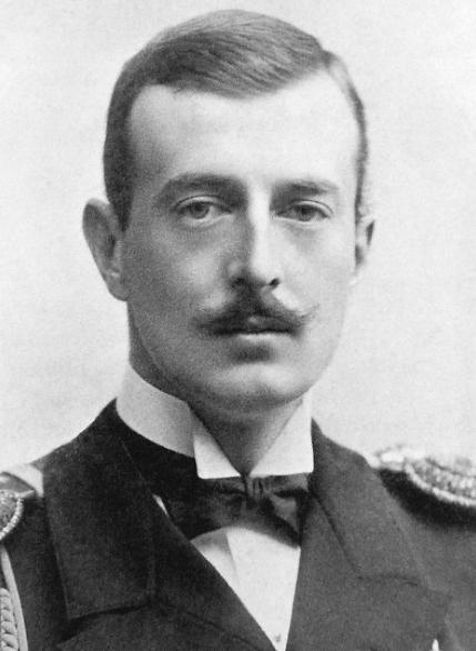 H.I.H. Grand Duke Kyrill of Russia, ca. 1905