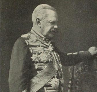 Ambassador Count A. Cassini