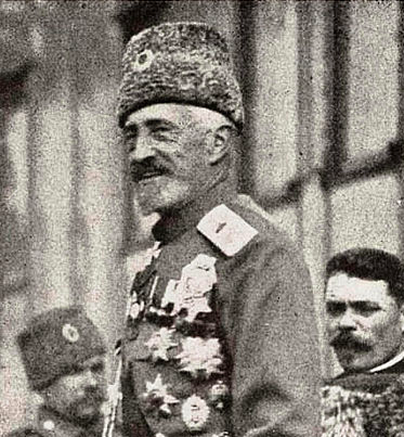Grand Duke Nicholas, 1922