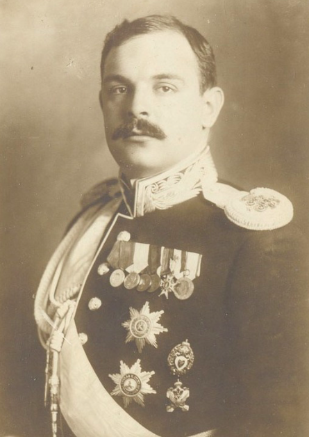HSH Prince Serge Romanovsky, 8th Duke of Leuchtenberg, ca. 1916.